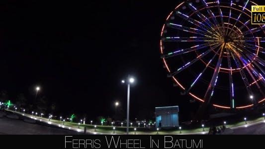 Thumbnail for Ferris Wheel In Batumi 8