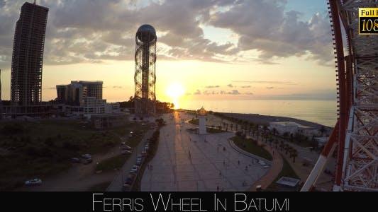 Thumbnail for Ferris Wheel In Batumi 9