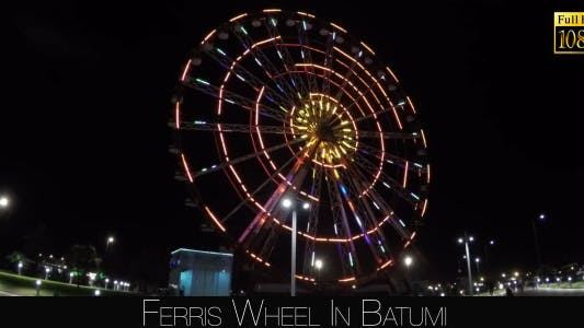 Thumbnail for Ferris Wheel In Batumi 10