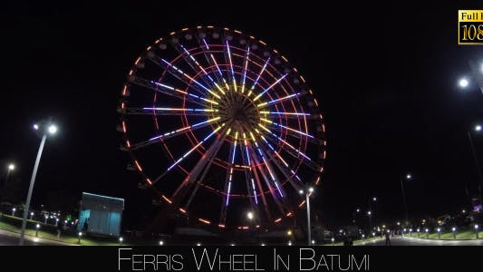 Thumbnail for Ferris Wheel In Batumi 11