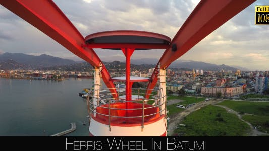 Thumbnail for Ferris Wheel In Batumi 12