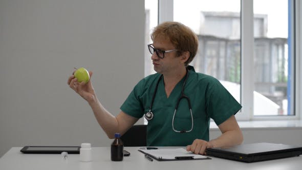 Thumbnail for An Apple a Day, Keep the Doctor Away
