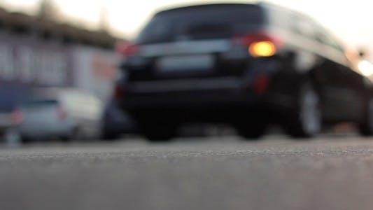 Thumbnail for Autos auf der Straße