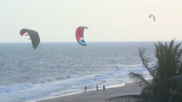 Thumbnail for Kitesurfers Beach