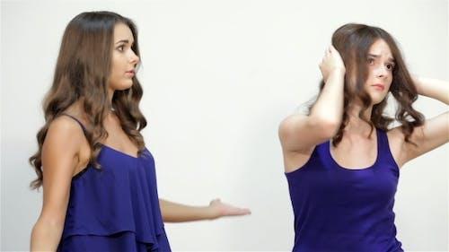 The Sisters Quarrel