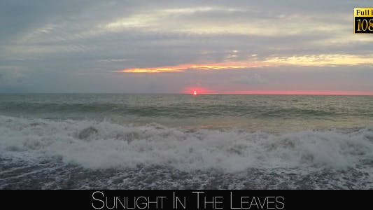 Cover Image for Sunset On The Sea 9