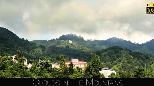 Thumbnail for Clouds In The Mountains