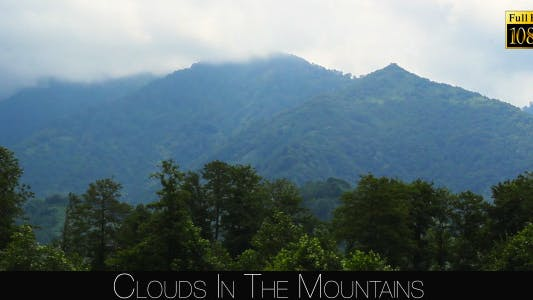Thumbnail for Clouds In The Mountains 2