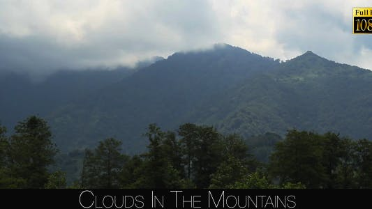 Thumbnail for Clouds In The Mountains 3