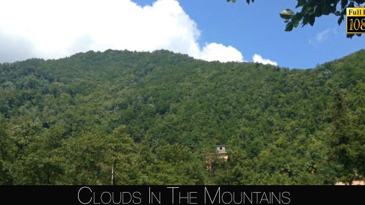 Thumbnail for Clouds In The Mountains 4