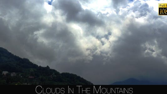 Cover Image for Clouds In The Mountains 5