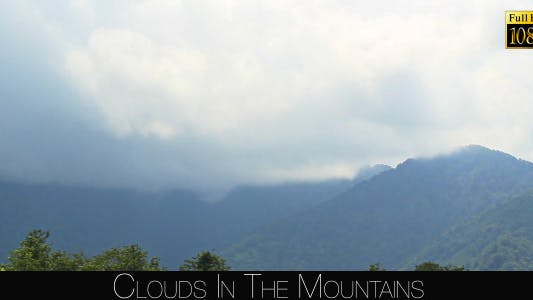 Thumbnail for Clouds In The Mountains 6