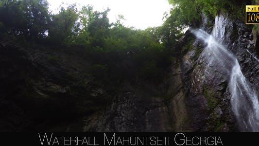 Thumbnail for Waterfall Mahuntseti 2