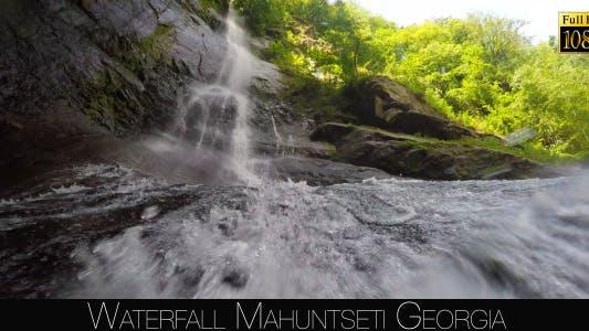 Thumbnail for Waterfall Mahuntseti 5
