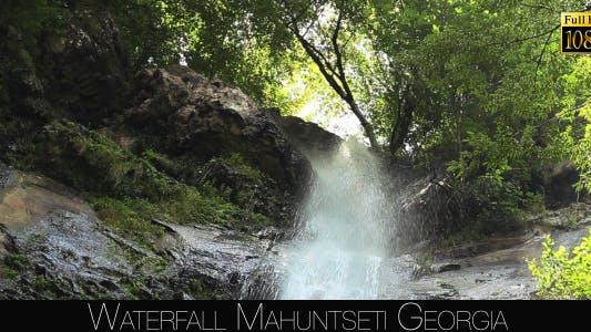 Cover Image for Waterfall Mahuntseti 8