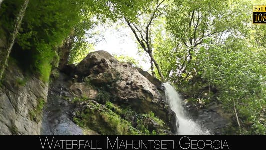 Thumbnail for Waterfall Mahuntseti 9