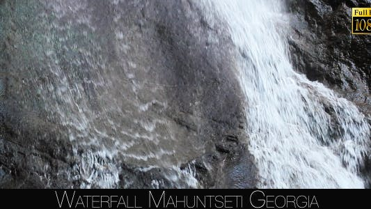 Thumbnail for Waterfall Mahuntseti 10