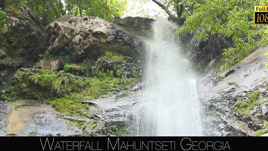 Thumbnail for Waterfall Mahuntseti 12