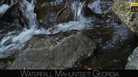Thumbnail for Waterfall Mahuntseti 15