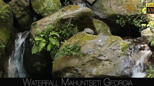 Cover Image for Waterfall Mahuntseti 16