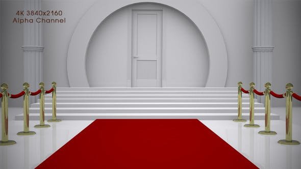 Thumbnail for Red Carpet - Door Open
