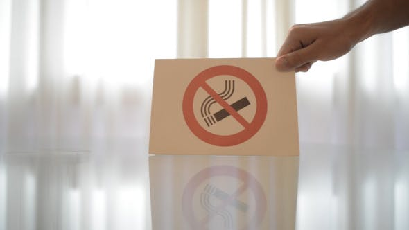 Thumbnail for No Smoking Sign