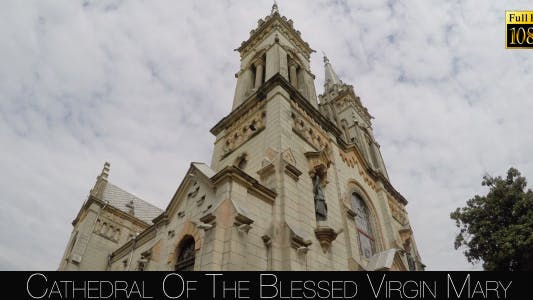 Cover Image for Cathedral Of The Blessed Virgin Mary 5