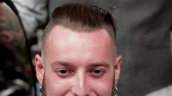 Thumbnail for Hair Styling By a Professional Barber