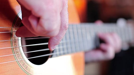 Thumbnail for Musician Playing Guitar