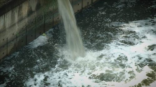 Factory Waste Water