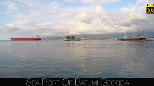 Thumbnail for Sea Port Of Batumi