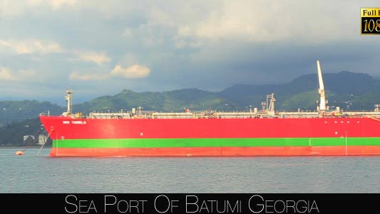 Thumbnail for Sea Port Of Batumi 2