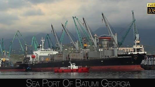 Thumbnail for Sea Port Of Batumi 3