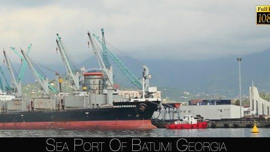 Thumbnail for Sea Port Of Batumi 4