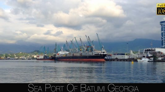 Thumbnail for Sea Port Of Batumi 5