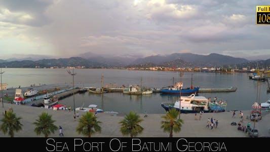 Cover Image for Sea Port Of Batumi 8