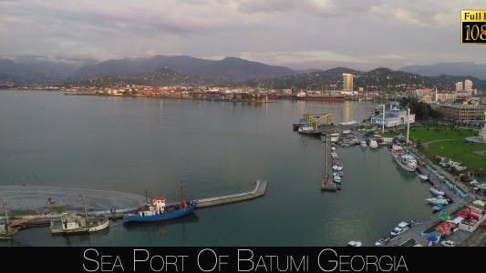 Thumbnail for Sea Port Of Batumi 9