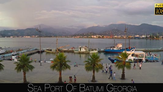 Thumbnail for Sea Port Of Batumi 10