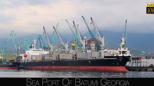 Thumbnail for Sea Port Of Batumi 11