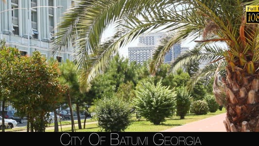 Cover Image for City Of Batumi 6
