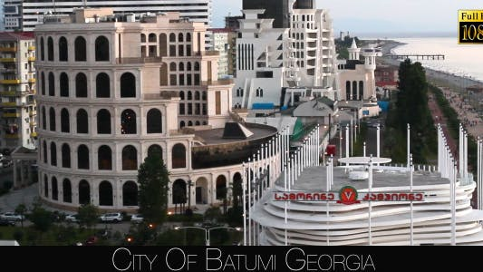 Cover Image for City Of Batumi 10