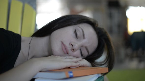 Thumbnail for Sleeping Girl