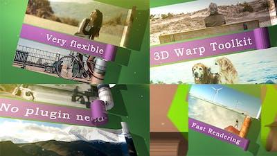 3D Warp Toolkit