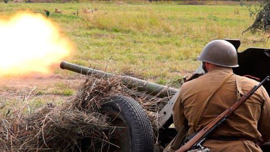 Thumbnail for War. Artillery