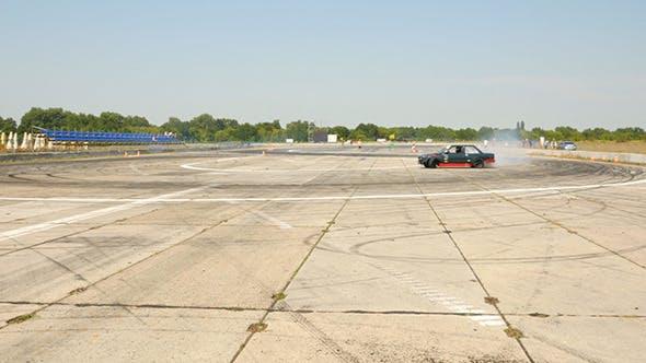 Thumbnail for Drift Car In The Drift Championship