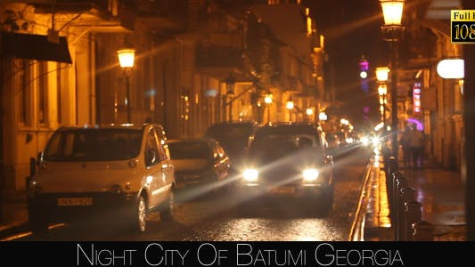 Thumbnail for Night City Of Batumi 4