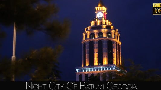 Cover Image for Night City Of Batumi 5