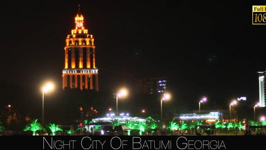 Thumbnail for Night City Of Batumi 6
