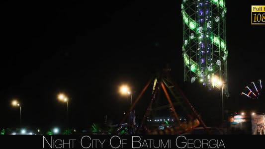 Cover Image for Night City Of Batumi 8