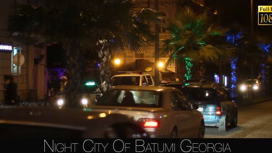 Thumbnail for Night City Of Batumi 10